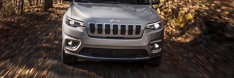 2019 jeep cherokee burnaby